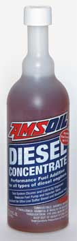 Diesel Concentrate Bottle